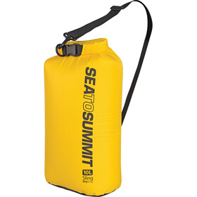 Sea to Summit Lightweight Sling Organisering 10l, yellow